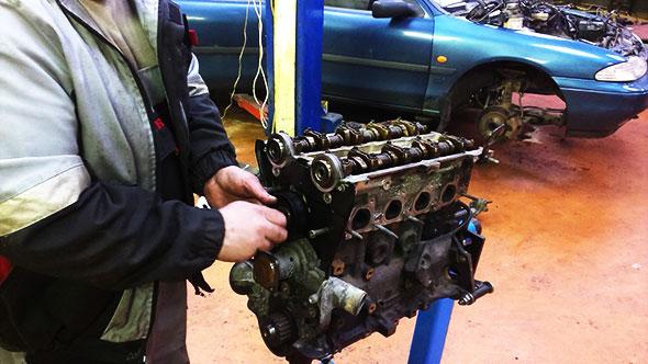 капитальный ремонт двигателя днепр